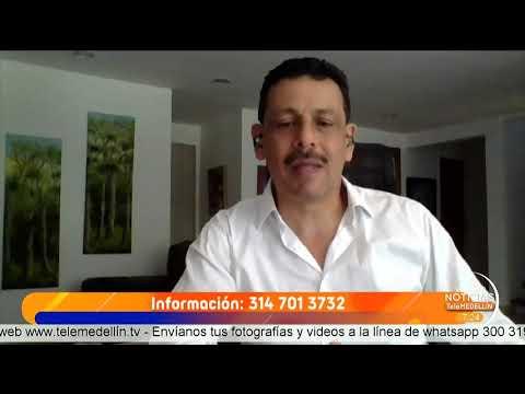 Familiares buscan a Juan Carlos Blandón Díaz - Telemedellín