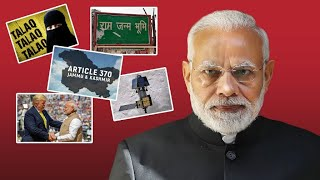 One year of Modi 2.0: Article 370, CAA, Lockdown, Ram Mandir & More - ABPNEWSTV