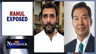 Has Rahul Gandhi been unmasked like never before? | The Newshour Debate - TIMESNOWONLINE