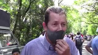 Regreso de vacacionistas desde Guanacaste es complicado por la manifestación