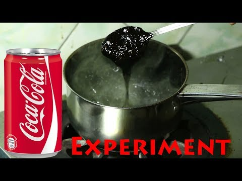 Best 3 Awesome Coca Cola Tricks! - Science Fair Projects