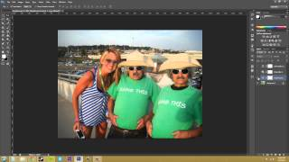 Photoshop CS6 Tutorial - 74 - Bologna