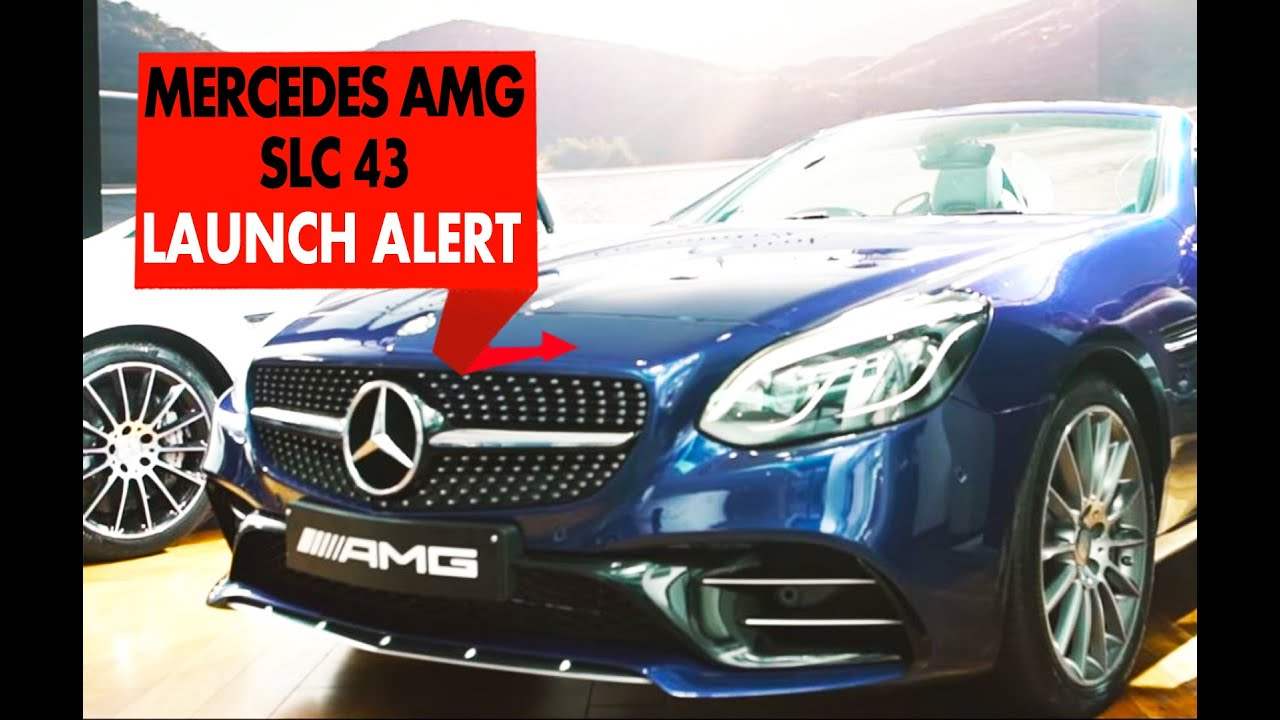 Mercedes AMG SLC 43 : Launch Alert : PowerDrift