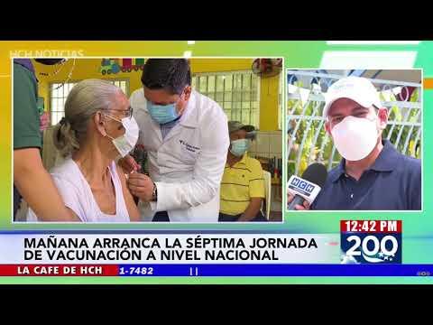 Séptima Campaña de Vacunación contra el COVID-19 inicia mañana en el Distrito Central