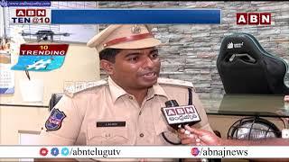 TRENDING News : Police Station Designed With Vehicles Spare Parts   ABN Telugu - ABNTELUGUTV