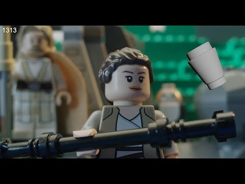 New Sets January 2018 - LEGO STAR WARS - Behind the Scenes Video