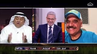 الدغيثر يسأل داود حسين عن سبب توقف التعاون مع حسن البلام