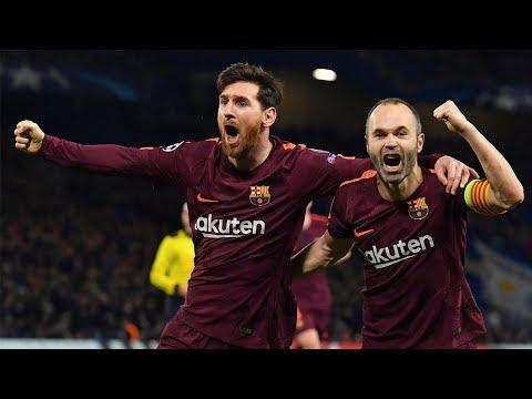 Chelsea 1 - 1 Barcelona | Lionel Messi FINALLY Scores Against Chelsea | Internet Reacts