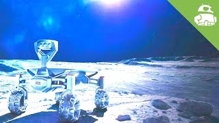 The Lunar XPRIZE - Want to go to the Moon?