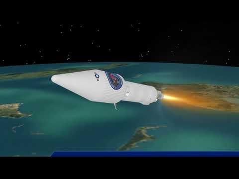 Atlas V SBIRS GEO Flight 4 Mission Profile
