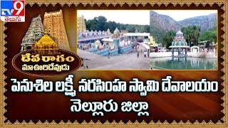 Devaragam : మా ఊరి దేవుడు | పెనుశిల లక్ష్మీ నరసింహ స్వామి | Nellore - TV9 - TV9