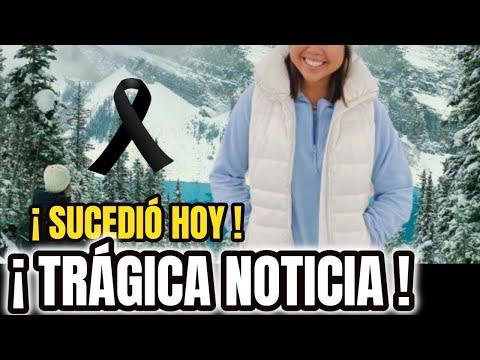 HACE UNAS HORAS TRISTE NOTICIA SACUDE EL MUNDO HOY FALLE-CE NIKKI DONNELLY.