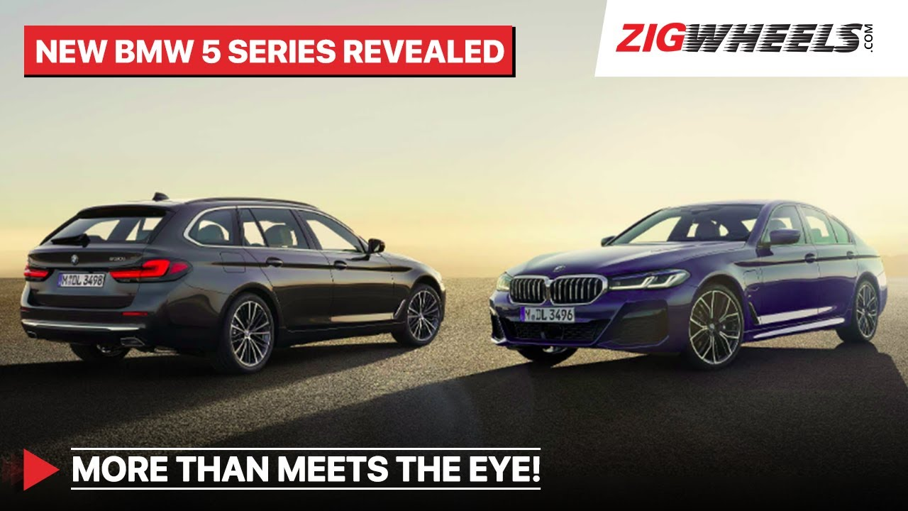 zigff: 2020 ബിഎംഡബ്യു 5 series ഫേസ്ലിഫ്റ്റ് - we want the wagon!