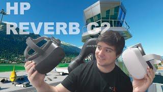 HP Reverb G2 vs Oculus QUEST 2 | ANALISIS - El MEJOR Casco para SIMULACIÓN !