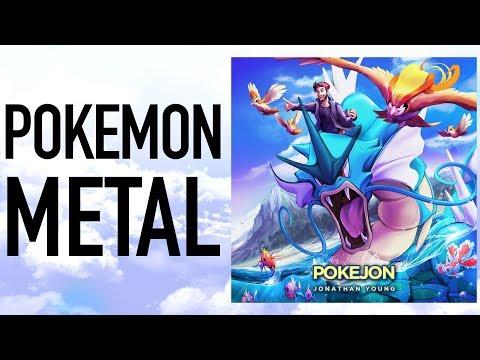 connectYoutube - POKÉJON - The Pokemon METAL album.