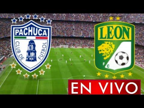 Donde ver Pachuca vs. León en vivo, por la Jornada 1, Liga MX 2021