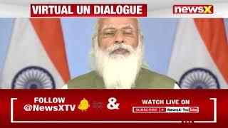 'Combat Desertification Together' | PM Modi At UN Meet | NewsX - NEWSXLIVE