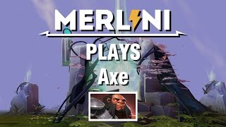 [Merlini's Catalog] Axe [AD] on 26.11.2014 - Game 2/3