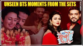 Yeh Hai Mohabatein Unseen funny moments | From the sets of YHM | Blast from the past | TellyChakkar - TELLYCHAKKAR