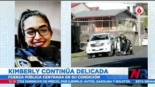 Policía herida de bala en Heredia continúa delicada