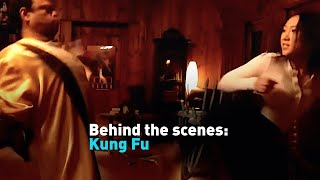 Behind the scenes: Kung Fu