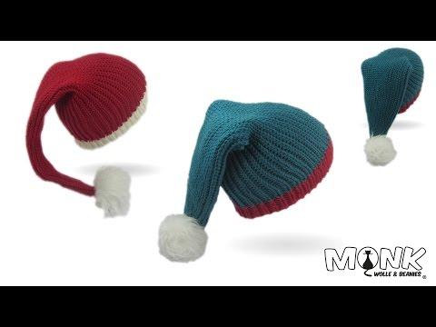 Swirl Beanie Mütze Häkeln Streifen Muster Sehr Einfach Tomclip