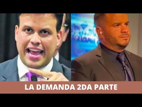 Elias Sanchez vs Jay Fonseca parte 2 ( La Demanda)