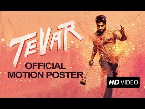 Tevar - Official Motion Poster