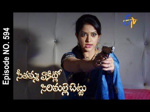 Seethamma Vakitlo Sirimalle Chettu | 29th July 2017 | Full Episode No 594 | ETV Telugu | cinevedika.com