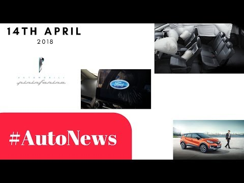 Yaris, Ecosport Update, Swift Export, Renault Camp, Mahindra's 16 crore Car | #AutoNews