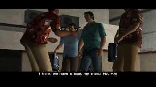 Grand Theft Auto Vice City Walkthrough Part 1