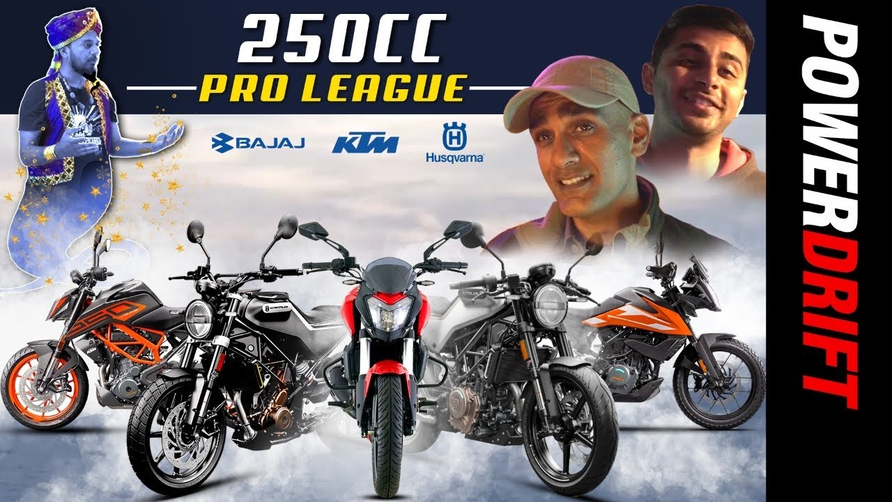 The Pro League of 250cc motorcycles | Feature | Powerdrift