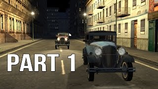 Road to Mafia 3 - Mafia 1 Walkthrough Part 1 - An Offer You Can't Refuse