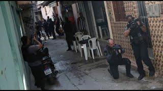 Brasil: operativo policial en favela de Río de Janeiro deja al menos 25 muertos