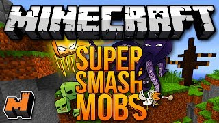 Minecraft: I Am Become Jerry (Mineplex Super Smash Mobs)