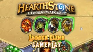 Hearthstone: Climbing The Ladder #7 (October 2014)