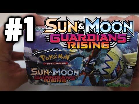 connectYoutube - NEW & 1X PER WEEK - Pokémon Sun & Moon: Guardians Rising
