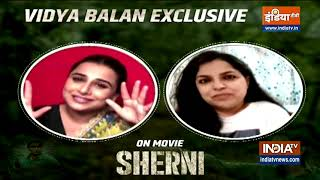 Vidya Balan in an exclusive chat with India TV - INDIATV