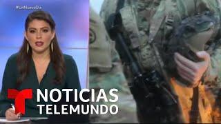 Las Noticias de la mañana, miercoles 8 de enero de 2020 | Noticias Telemundo