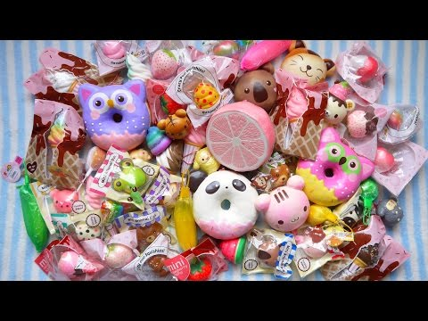 Squishy Haul From China : Download Youtube to mp3: Squishy Haul From China!