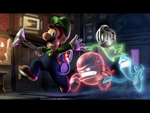 Luigi's Mansion - Action Adventure - Nintendo Gamecube Kids Games - Videos games for Kids - Girls #2