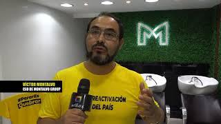 #PBO #COMBUTTERS AGONÍA DE LA BELLEZA - CEO DE MONTALVO GROUP: NO PODREMOS RESISTIR MÁS CUARENTENA