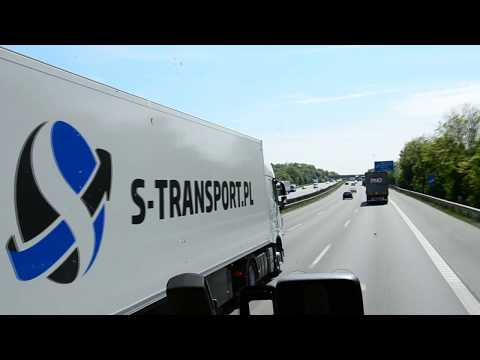 Trip to France with S-Transport/New Volvo