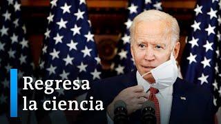 El plan de Biden contra el coronavirus