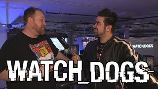 Angry Joe Watchdogs Interview - April 2014