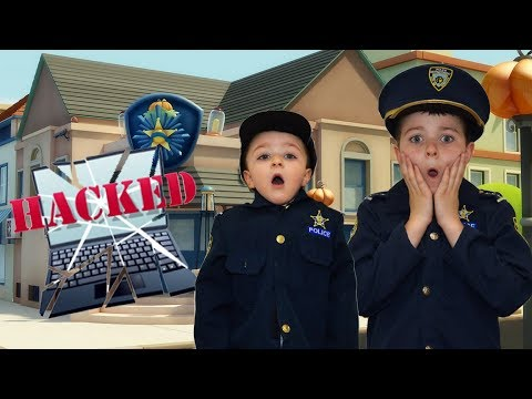 The Computer Hacker: Internet Safety Video Skit for Kids