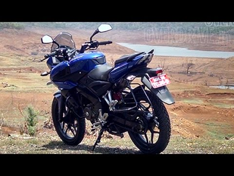 Bajaj Pulsar AS150 Walkaround