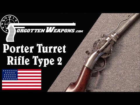 connectYoutube - Porter Turret Rifle (2nd Variation) - Unsafe in Any Direction