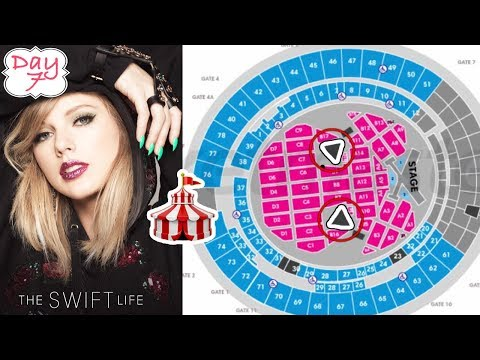 connectYoutube - Taylor Swift Aerial Act for Reputation Tour?! Whaaaat