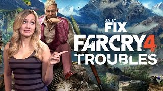 Far Cry 4 Problems & GTA V Day-One Issues - IGN Daily Fix